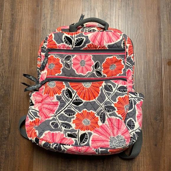 Vera Bradley Cheery Blossoms Backpack